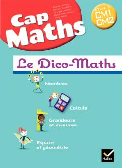CAP Maths CM éd. 2017 - Dico Maths (pack de 5 exemplaires)
