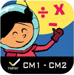 Cap Maths Cycle 3 - Application calcul mental pour Androïd