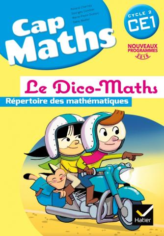 Cap Maths CE1 éd. 2016 - Dico-Maths